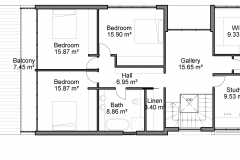 161219 - N-FS 3 - Floor Plan - 05 FIRST FLOOR_BR