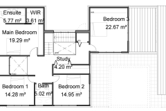 161219 - W-FS 1 - Floor Plan - 05 FIRST FLOOR_BR
