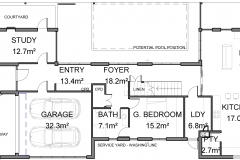 161219 - W-FS 3 - Floor Plan - 04 GROUND FLOOR_BR