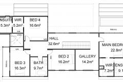 161219 - W-FS 3 - Floor Plan - 05 FIRST FLOOR_BR