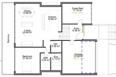 161020_W-GSD - Floor Plan - 05 FIRST FLOOR_BR