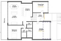 161020_W-GSD - Floor Plan - 05 FIRST FLOOR_BR