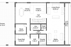 161219 - W-GSU - Floor Plan - 04 GROUND FLOOR_BR