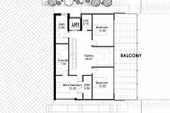 161219 - W-SSD - Floor Plan - 04 GROUND FLOOR_BR