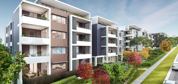 Uptown Apartment Complex