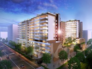 Avantra Apartments - Building Small 2