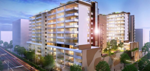 Avantra Apartments – Building Small 2
