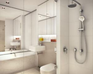 Avantra Apartments - Bathroom