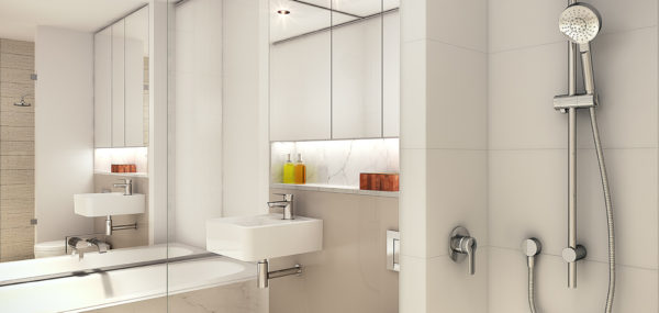 Avantra Apartments – Bathroom