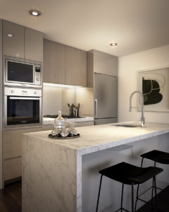 Avantra Apartments - Kitchen