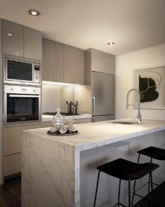 Avantra Apartments - Kitchen