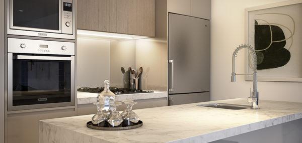 Avantra Apartments – Kitchen