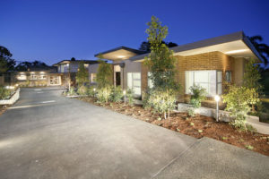 Smarts Crescent Townhouses - External