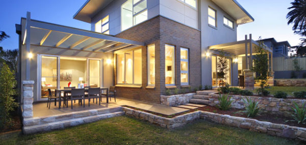 Smarts Crescent Townhouses – outdoor entertaining