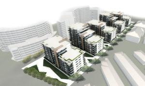 Windsor Rd Northmead - Aerial 1