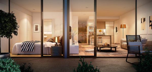 Avantra Apartments – Bedroom