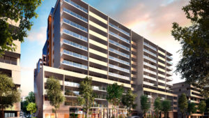 Avantra Apartments - Building