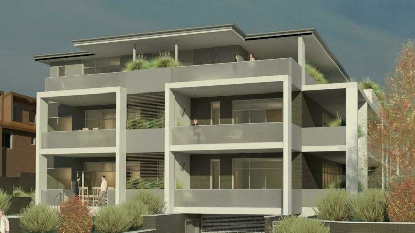 Rosa Street Apartments