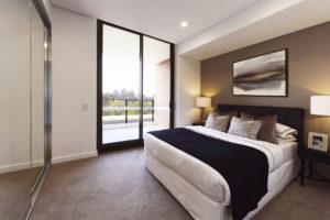 Uptown Apartments - bedroom