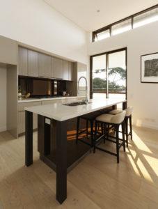 Uptown Apartments - kitchen